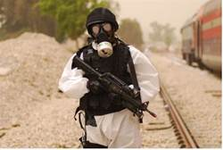 chemical war