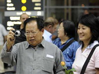 chinese visitors to israel
